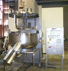 Collette Gral 400 Liter High Shear Mixer- SOLD