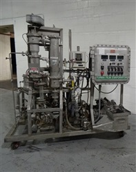 Luwa Thin Film Evaporator System-SOLD