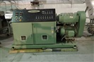 Davis-Standard Model GC61 Conical Twin Screw Extruder
