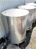 New 6500 Gallon Stainless Steel Holding Tank
