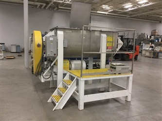 American Process 36 CFT S/S Ribbon Blender