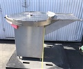 "Cozzoli 36"" Stainless Steel Accumulation Table -SOLD"