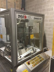 Zanasi Liquid Capsule Filler Model 40F- SOLD