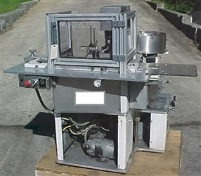 Cozzoli Model FSVSC-123 (Filler/Plugger/Capper)