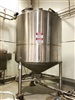 Maker Engineering 1500 Gallon Jacketed Stainless Tank