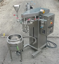 Brogli Model MH 20C-2875 Multi-Homo Mixer/ Homogenizer - SOLD
