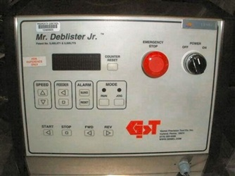 Mr. Deblister Jr Product Recovery System