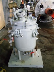 Glass Lined Reactor Dedietrich 30 gallon - SOLD