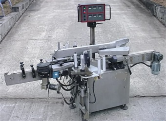 Harland Model Sirius Front, Back and Wrap P/S Labeler