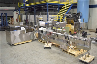Kalish Tablet Filling Line