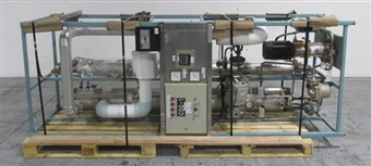 Finn Aqua Pure Steam Generator Model FA500 H 1